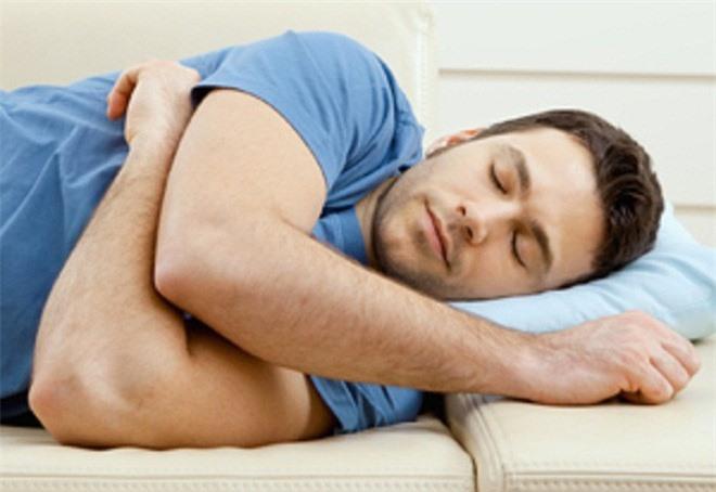 Làm thế nào để đối phó với tiếng ngáy ngủ - Ảnh 2.