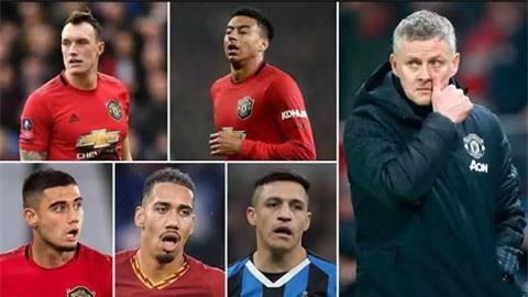 M.U đưa ra danh sách 6 cầu thủ cần bán, sẵn sàng tranh mục tiêu của Man City
