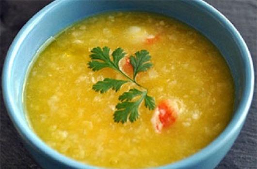Người bệnh xơ cứng động mạch nên ăn món cháo bột ngô gạo tẻ thường xuyên