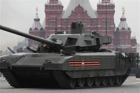 My quyet tam pha hop dong ban T-14 Armata cho An Do