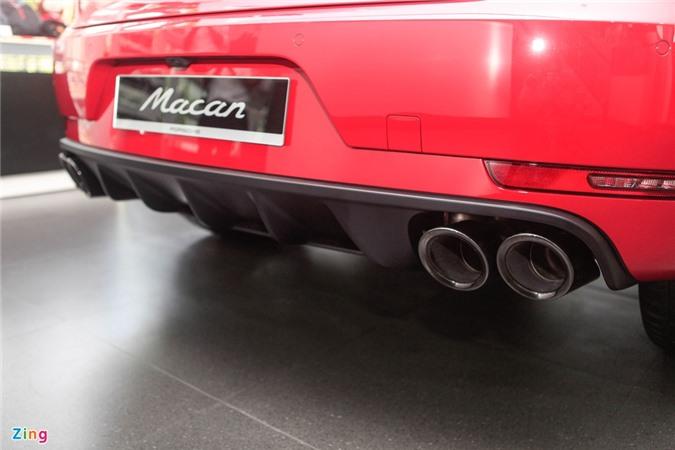 Chi tiet Porsche Macan GTS 2020 tai Viet Nam anh 10