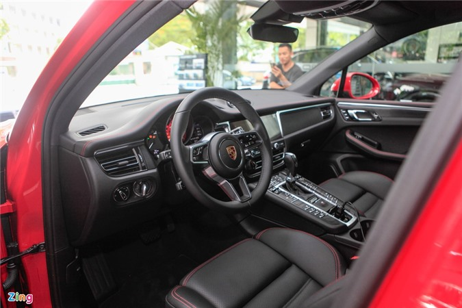 Chi tiet Porsche Macan GTS 2020 tai Viet Nam anh 13