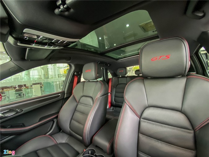 Chi tiet Porsche Macan GTS 2020 tai Viet Nam anh 14