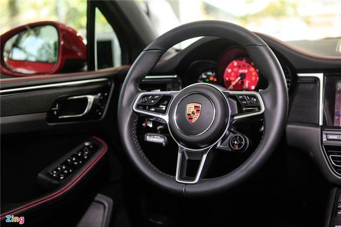 Chi tiet Porsche Macan GTS 2020 tai Viet Nam anh 18