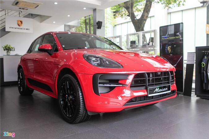 Chi tiet Porsche Macan GTS 2020 tai Viet Nam anh 2