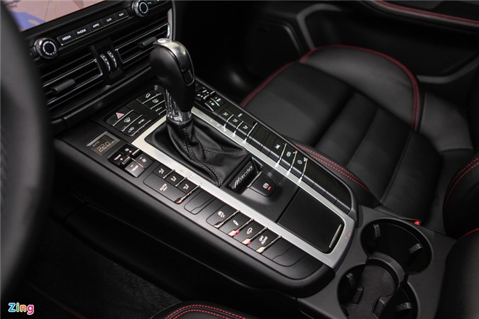 Chi tiet Porsche Macan GTS 2020 tai Viet Nam anh 20
