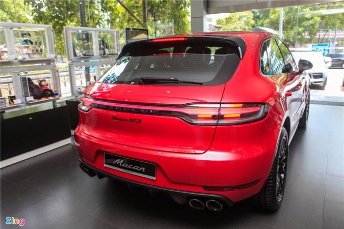 Chi tiet Porsche Macan GTS 2020 tai Viet Nam anh 26