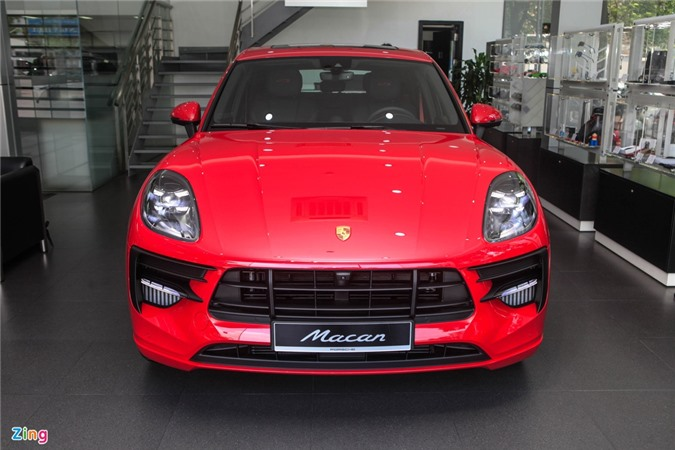 Chi tiet Porsche Macan GTS 2020 tai Viet Nam anh 4