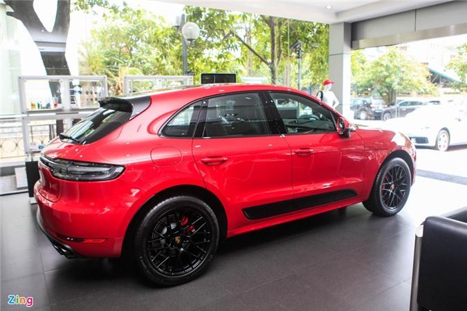 Chi tiet Porsche Macan GTS 2020 tai Viet Nam anh 9