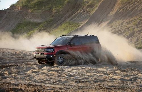 Ford Bronco Sport 2021 chính thức trở lại, khẳng định đẳng cấp off-road