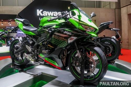 2020 Kawasaki ZX-25R chính thức ra mắt, giá khởi điểm từ 154 triệu đồng
