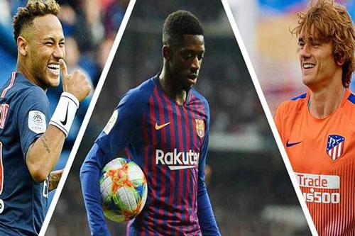 """Barcelona muốn đổi 2 """"ngôi sao"""" lấy Neymar"""