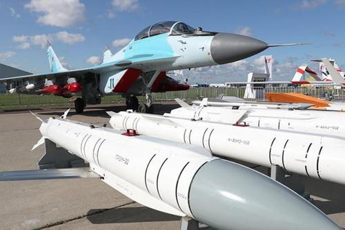 Nga chuẩn bị đưa MiG-35 sang Syria thử nghiệm?
