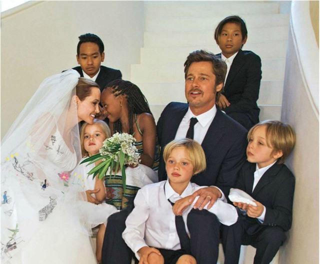 Brad Pitt vẫn còn căng thẳng với con trai cả - Ảnh 2.