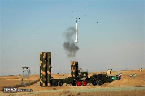 Iran giup Syria rao khong phan truoc don danh Israel