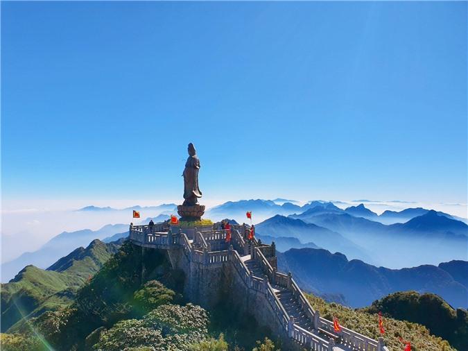 Sun World Fansipan Legend tung nhiều combo du lịch hấp dẫn