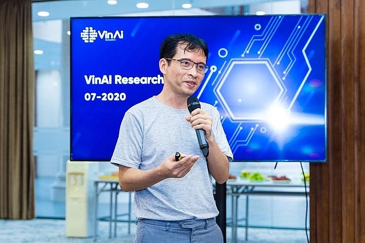 Tiến sĩ Bùi Hải Hưng - Viện trưởng Viện Nghiên cứu Trí tuệ nhân tạo VinAI Research khẳng định thế giới đã dần biết đến những nghiên cứu của Việt Nam