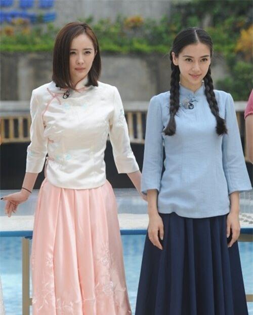 Bốn người bạn thân của Dương Mịch trong giới giải trí: Đường Yên và Lưu Thi Thi có tin đồn 'cạch mặt' - Ảnh 3