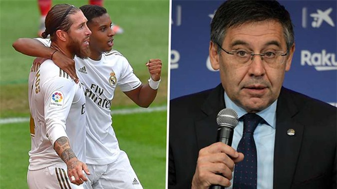Đâu mới là kẻ thù chính của Barca lúc này?