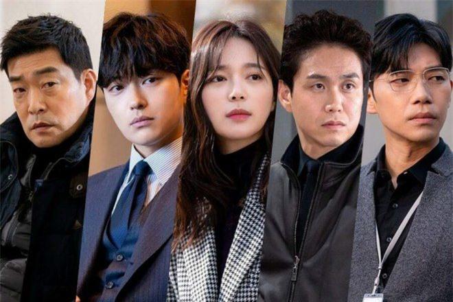 Top phim Hàn ra mắt tháng 7: 'Mợ ngố' Song Ji Hyo đại chiến 'Nữ hoàng' Hwang Jung Eum - Ảnh 2