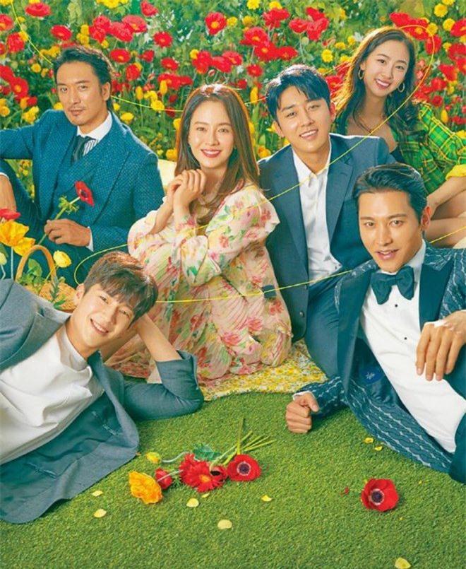Top phim Hàn ra mắt tháng 7: 'Mợ ngố' Song Ji Hyo đại chiến 'Nữ hoàng' Hwang Jung Eum - Ảnh 5