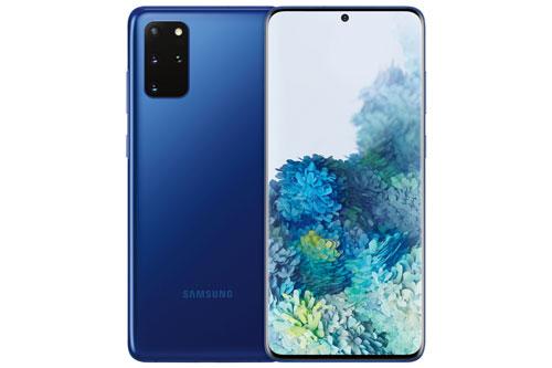 Samsung Galaxy S20 Plus.