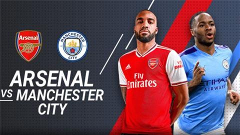 Đội hình dự kiến Arsenal và Man City ở bán kết FA Cup