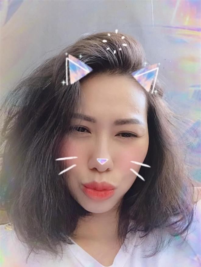 nhan sắc vợ Tùng Dương 2