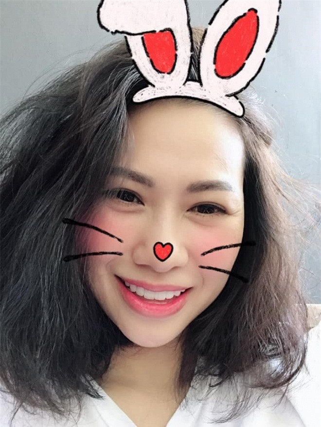 nhan sắc vợ Tùng Dương 3