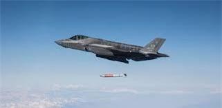 F-35 trong nhu the nao khi nem bom hat nhan?