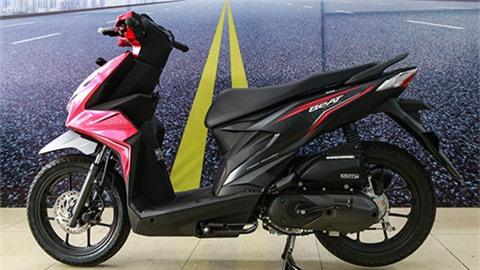 Honda BeAT 2020 - người anh em của Honda Vision về VN, giá hấp dẫn, đe Yamaha Janus