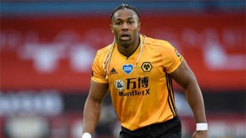 Wolves hét giá không tưởng cho Adama Traore