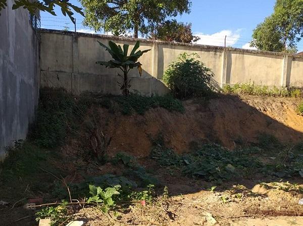 Mảnh đất bị ra Quyết định phong tỏa trái pháp luật (theo kết luận kiểm sát của Viện Kiểm sát nhân dân tỉnh Điện Biên).