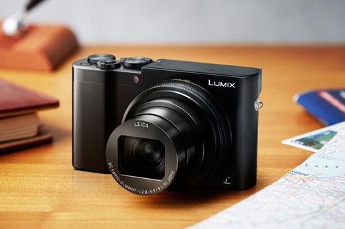 8. Panasonic Lumix ZS100 (giá: 398 USD).