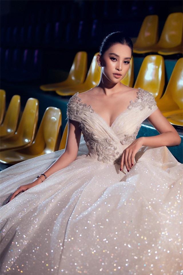 Dàn Hoa hậu, Á hậu sinh năm 2000 đọ dáng trong đầm công chúa - Ảnh 7.