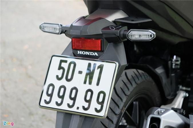 Chi tiet Honda Vario rao gia 900 trieu anh 6