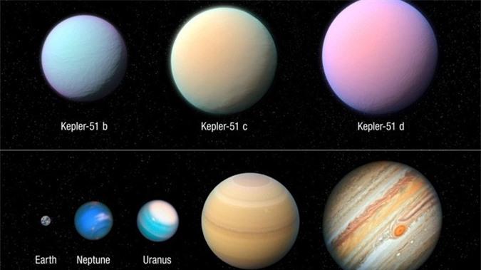 Phát hiện 15 hành tinh lạ y hệt… kẹo bông - Ảnh 1.