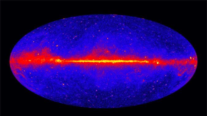 Trái đất đang chìm giữa thiên hà ma quái lớn bậc nhất vũ trụ? - Ảnh 1.