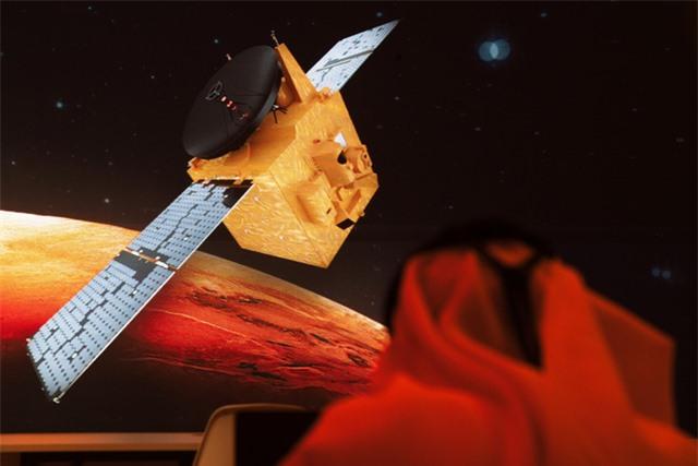 UAE phóng tàu thăm dò sao Hỏa đầu tiên - Ảnh 1.