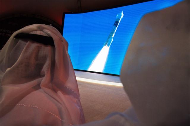UAE phóng tàu thăm dò sao Hỏa đầu tiên - Ảnh 3.