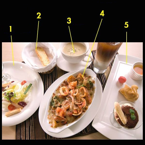 Bạn sẽ chọn ăn món nào?