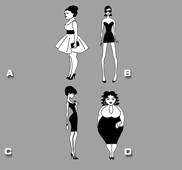 Bạn sẽ chọn nhân vật nào?