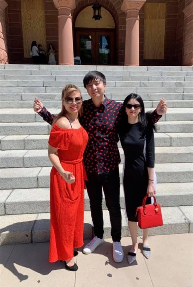 Anh Khang đăng ký kết hôn 1