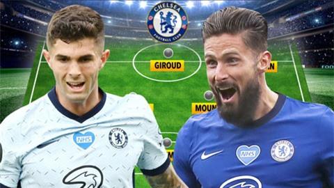 Chelsea sẽ ra sân bằng đội hình nào ở đại chiến với Liverpool?