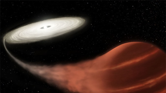 Đi tìm hành tinh mới, tình cờ tóm được siêu ma cà rồng - Ảnh 1.