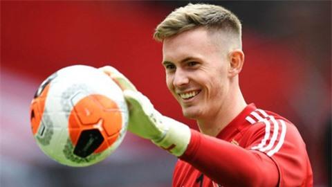 Henderson chỉ cần lương bằng 1/3 De Gea để quay lại M.U