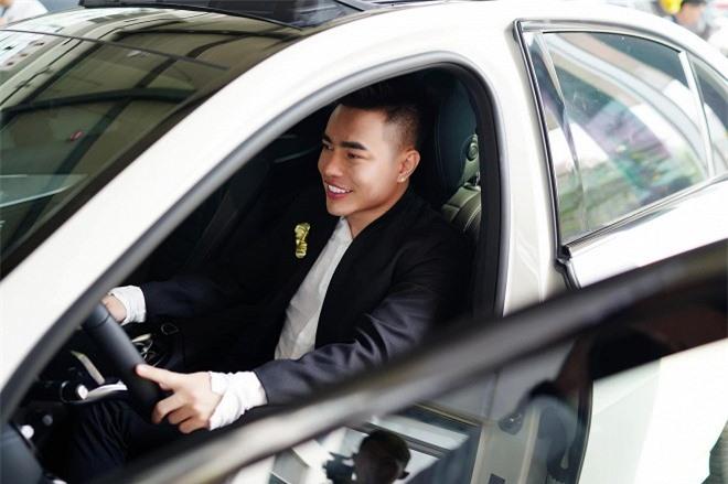 xe của Lê Dương Bảo Lâm 1