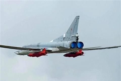 NATO lanh gay khi Tu-22M3M mang Kh-32 xuat hien tai Crimea
