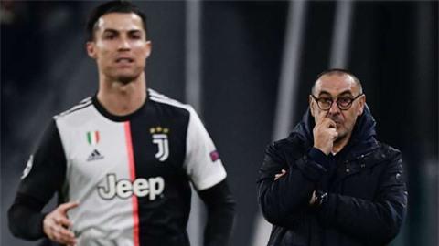 Tương lai của Sarri và Ronaldo được đảm bảo bất chấp tin đồn về Pochettino