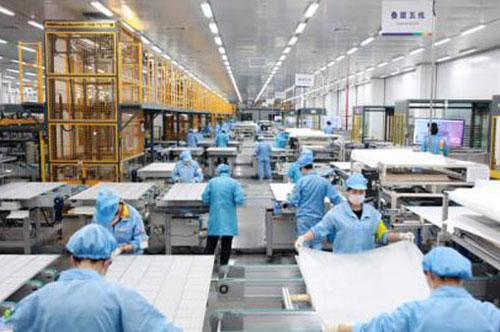 Dự báo tăng trưởng kinh tế Việt Nam năm 2020 đạt 3,8%. Ảnh minh họa.